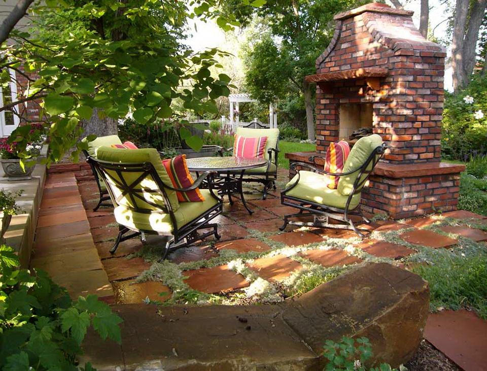 Patio Garden Ideas On A Budget