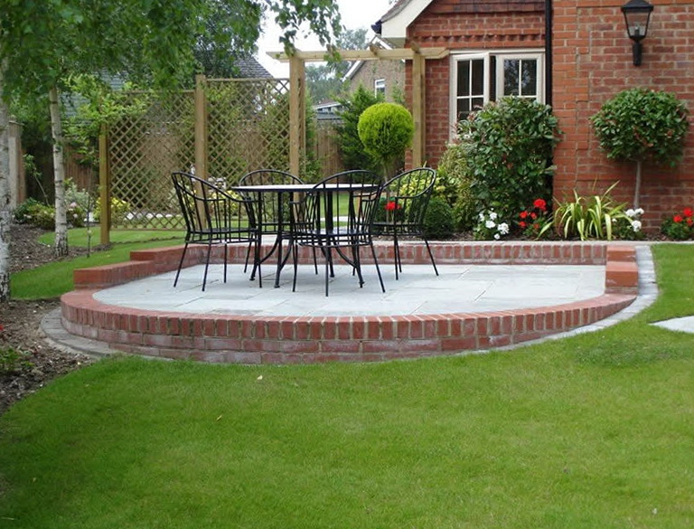 Patio Garden Ideas Uk