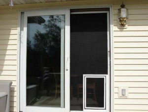 Patio Screen Door Repair