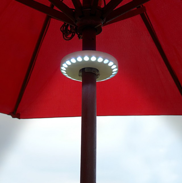 Patio Umbrella Lights Led