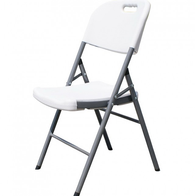 Plastic Folding Chairs Ebay