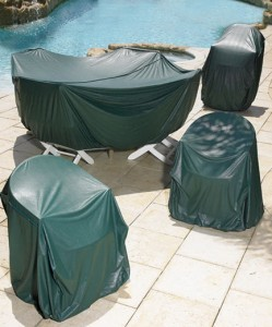 Plastic Patio Furniture Covers