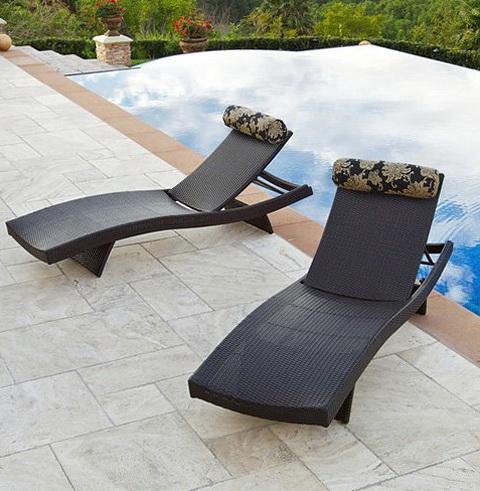 Plastic Pool Lounge Chairs