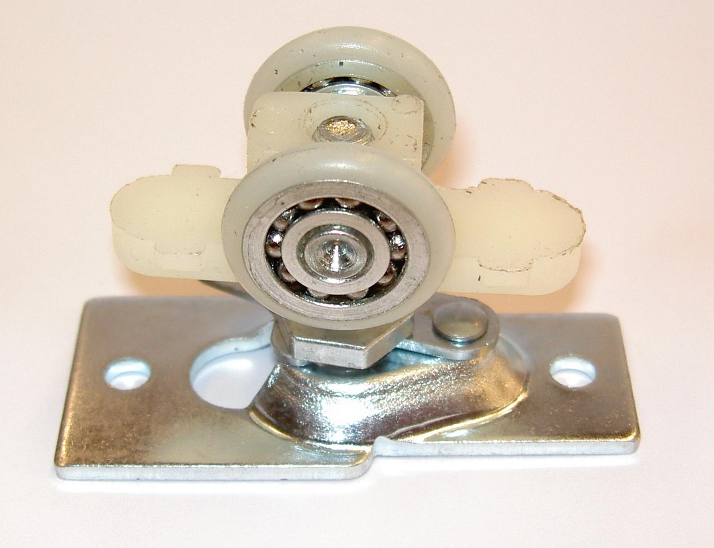 Pocket Door Hardware Rollers
