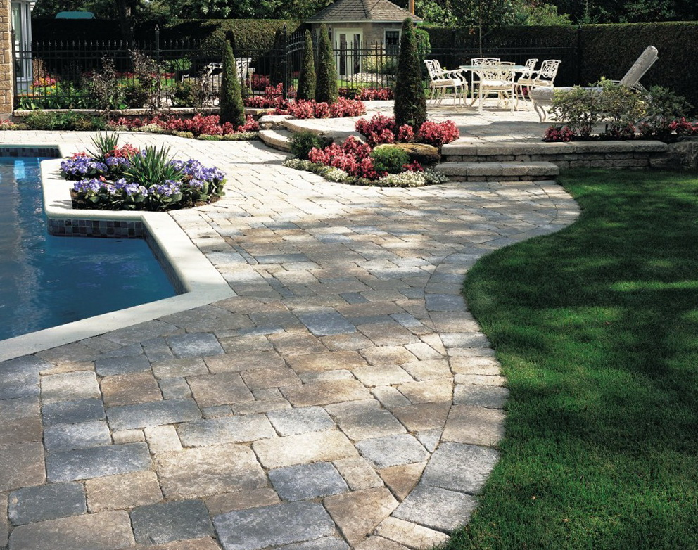 Pool And Patio Designs