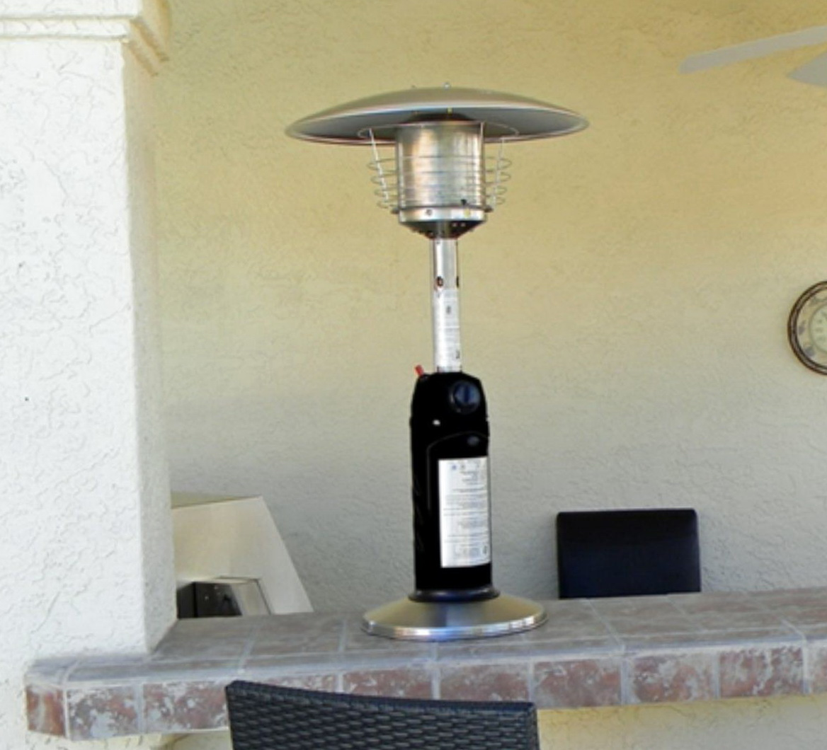 Propane Patio Heater Thermocouple