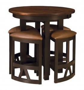 Pub Table And Chairs Set