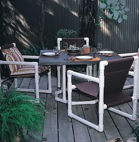 Pvc Patio Furniture Plans Free