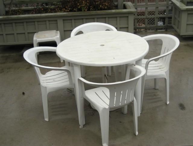 Pvc Patio Furniture Sets