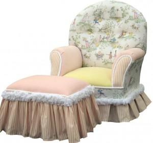 Queen Anne Chair Covers