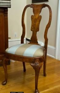 Queen Anne Chairs Antique
