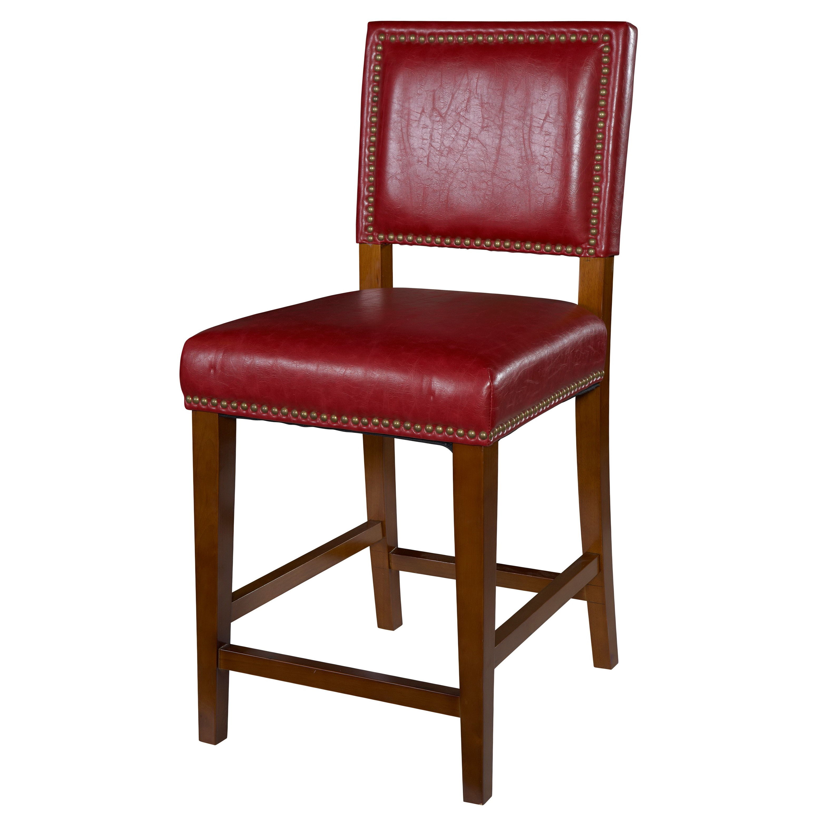 Red Counter Height Chairs