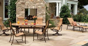 Refinish Metal Patio Furniture
