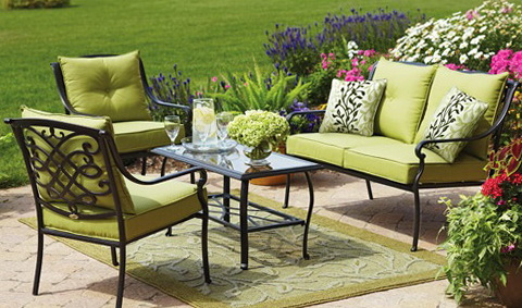 Replacement Patio Cushions Better Homes And Gardens