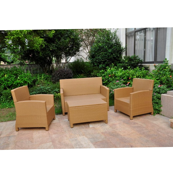 Resin Wicker Patio Furniture Sets