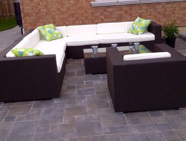 Resin Wicker Patio Furniture Toronto