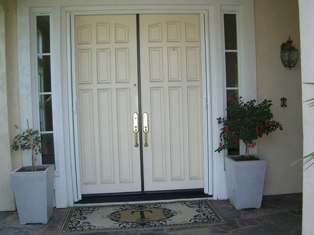 Retractable Screen Doors Temecula