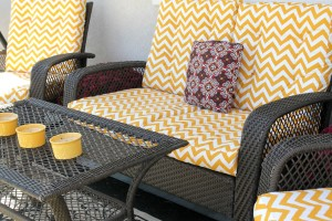 Reupholster Outdoor Patio Cushions