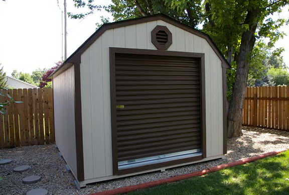 Roll Up Doors For Shed
