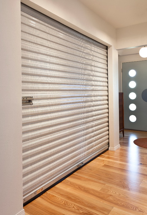 Roll Up Doors Interior