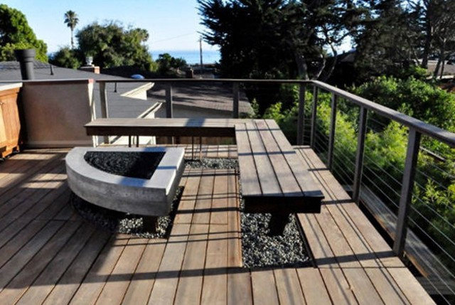 Rooftop Patio Garden Ideas