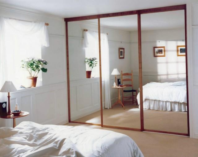 Sliding Closet Doors Mirror