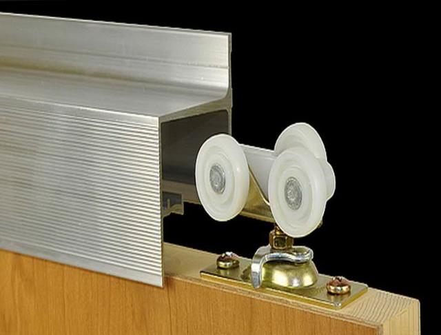 Sliding Door Hardware Ceiling Mount