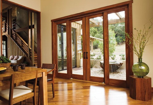 Sliding Glass Doors Exterior
