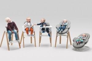 Stokke High Chair Newborn