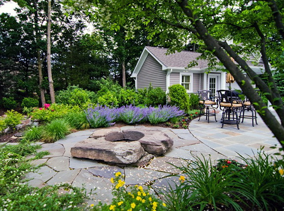 Stone Patio Ideas On A Budget