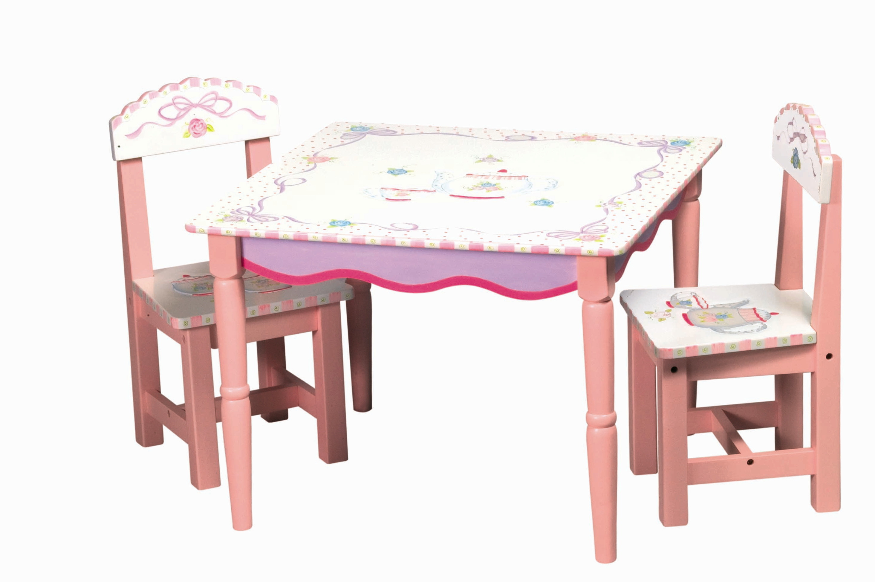 Table And Chairs For Toddlers