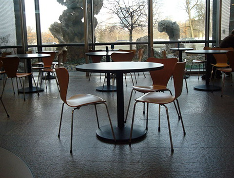 Tables And Chairs For Coffee Shop