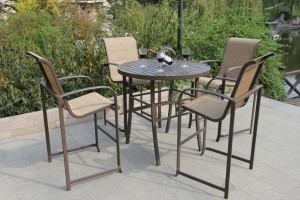 Tall Patio Table And Chairs