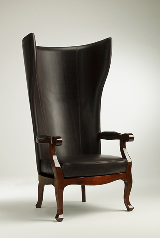 Tall Wing Back Chairs
