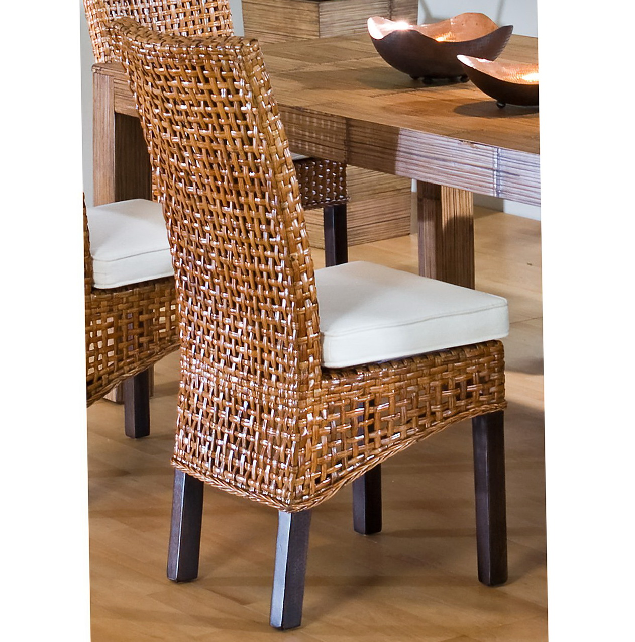 Wicker Chair Cushions Indoor