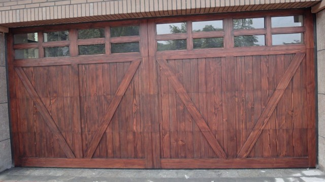 Wood Garage Door Insulation