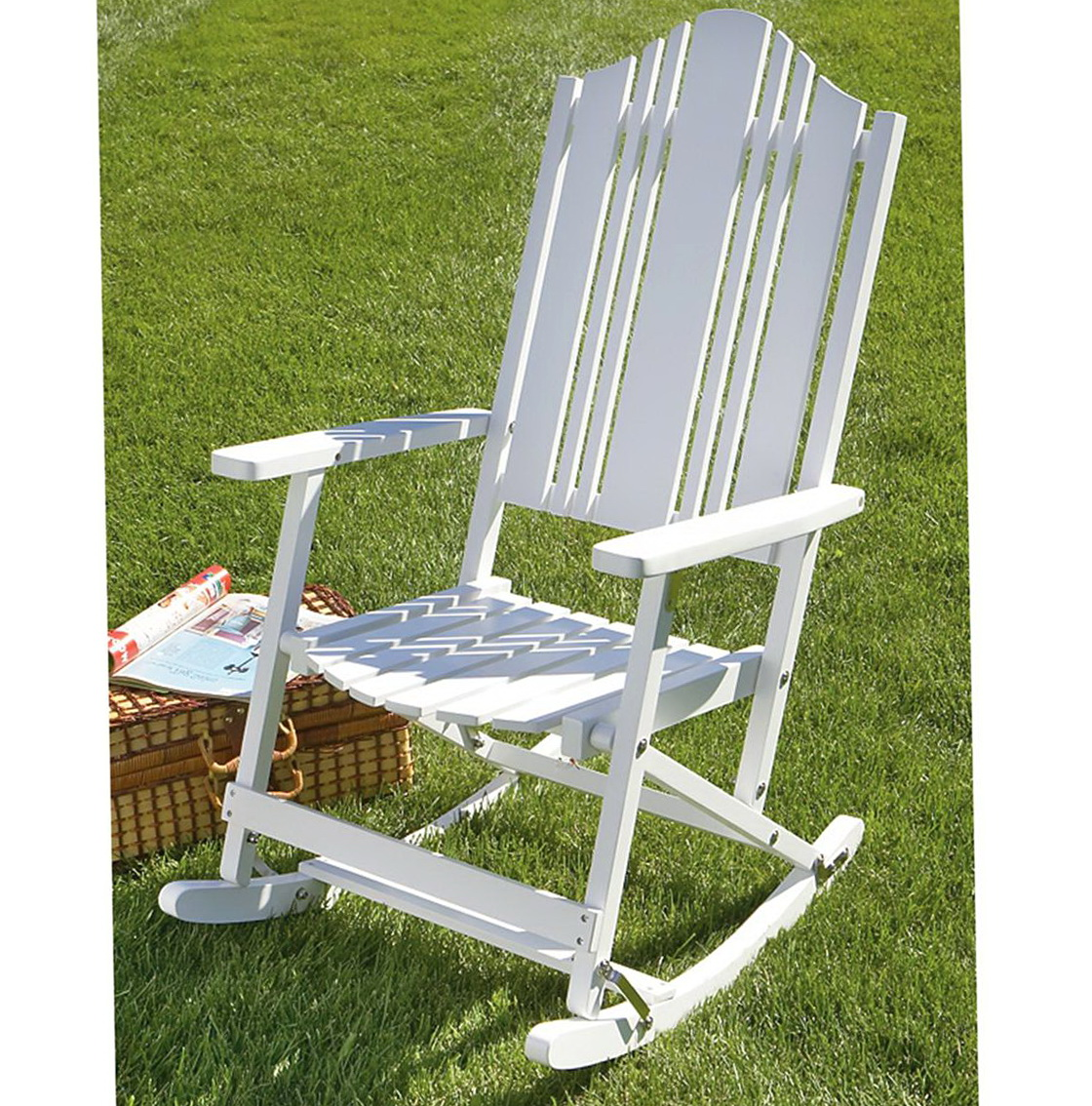 Wooden Rocking Chairs Outdoor