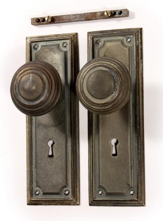 Antique Door Knobs And Plates