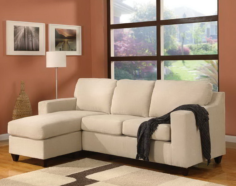 Apartment Size Sofa With Chaise