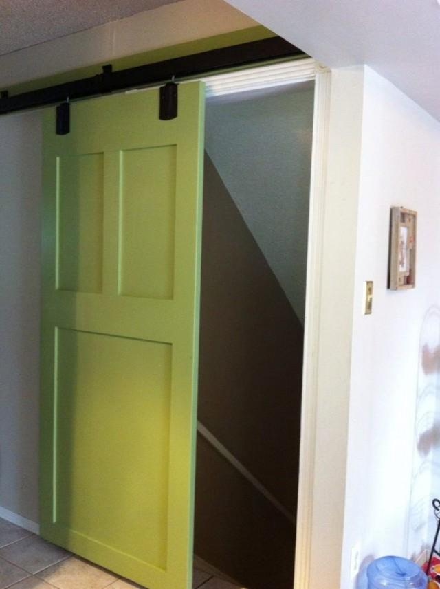 Barn Door Hardware Kit Diy