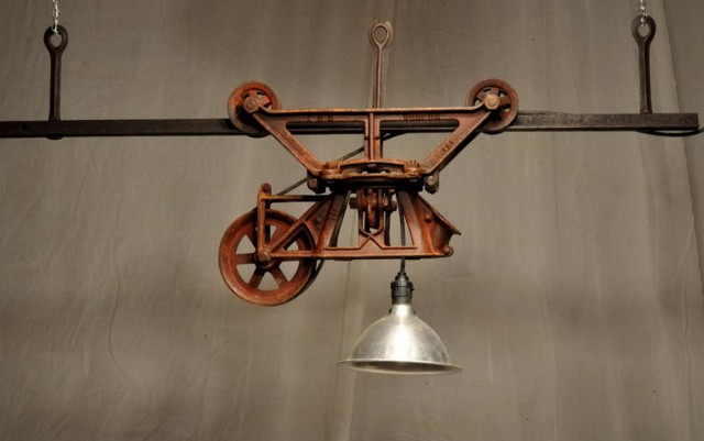 Barn Door Track Lighting