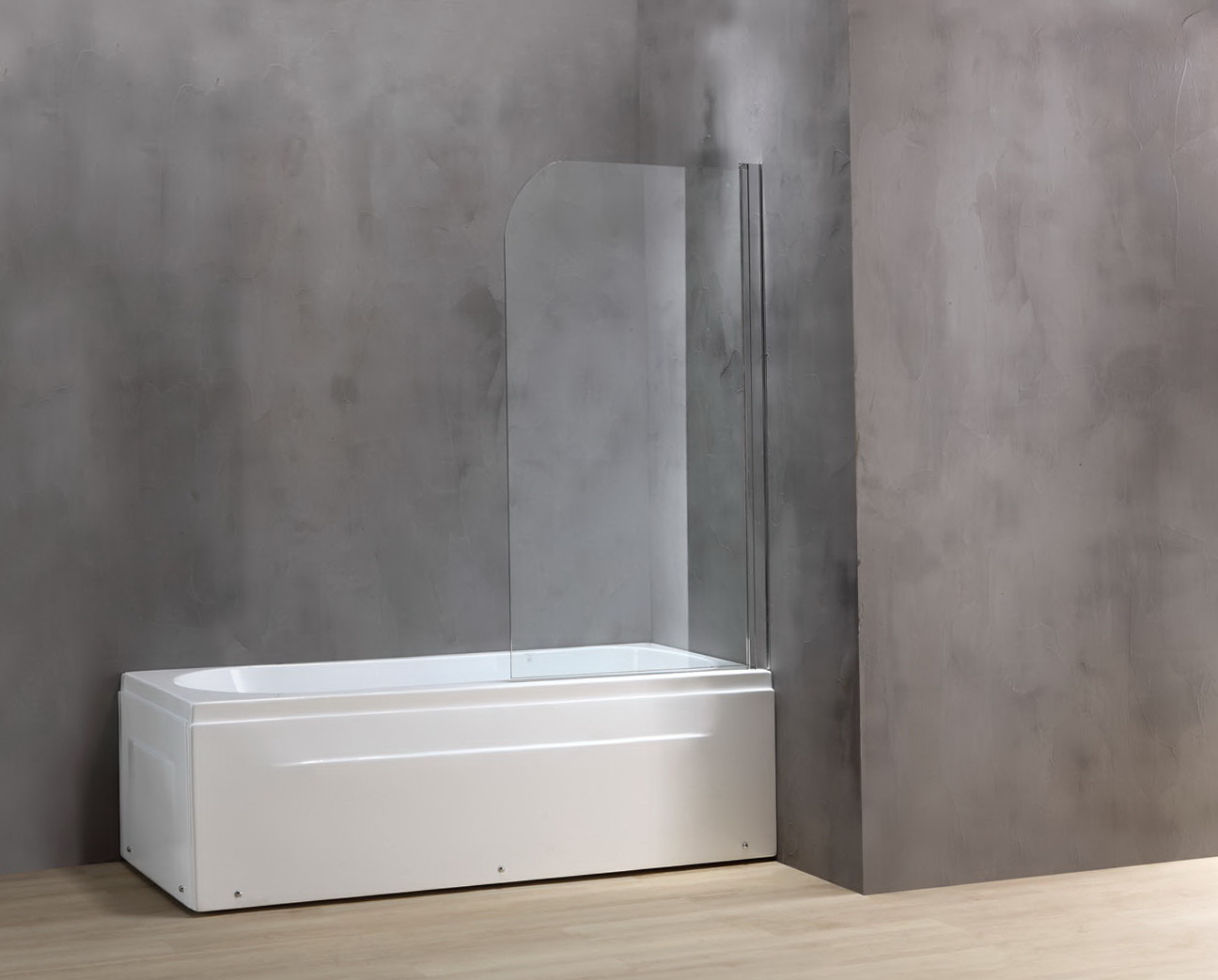 Bathtub Shower Glass Doors