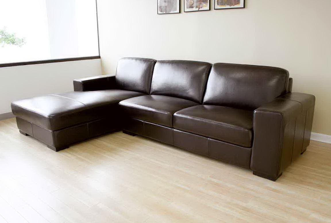 Brown Leather Sofa Bedbrown Leather Sofa Bed