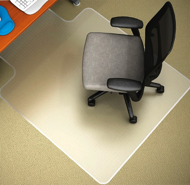 Chair Mat For Carpet Staples