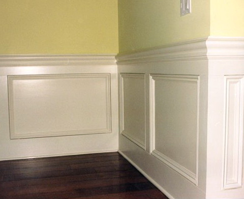 Chair Rail Molding Height