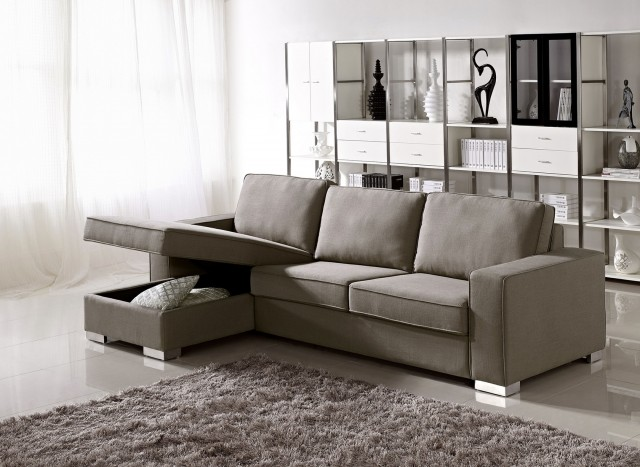 Chaise Lounge Sofa Modern