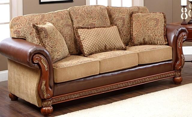 Chelsea Home Talbot Queen Sleeper Sofa