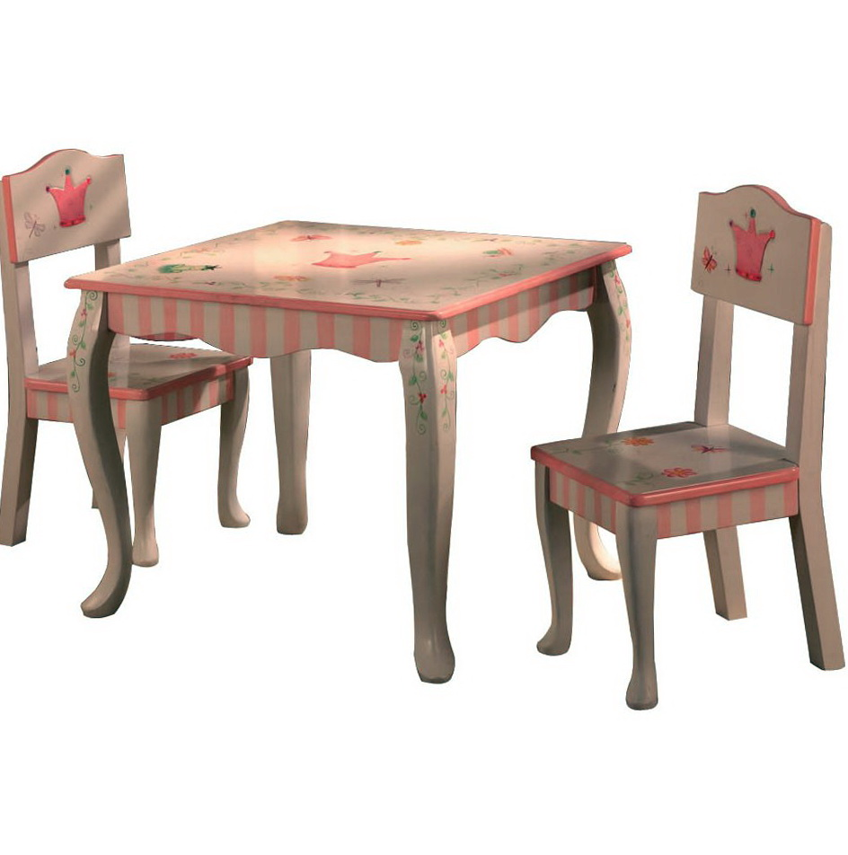 Childrens Table And Chair Set Cheap