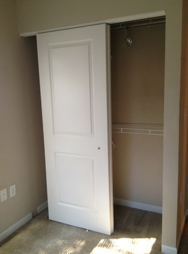 Closet Door Ideas Small Space