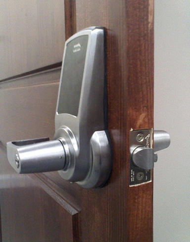 Commercial Electronic Door Locks